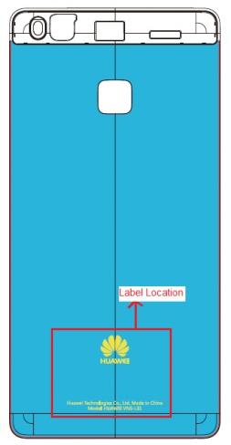 NFC-Chip Huawei P9