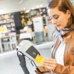 Bezahlen mit der PostFinance Card