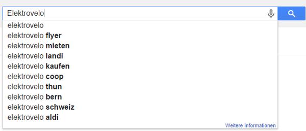 Abb: Google Autocomplete