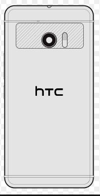 Standort des NFC-Chips im HTC 10